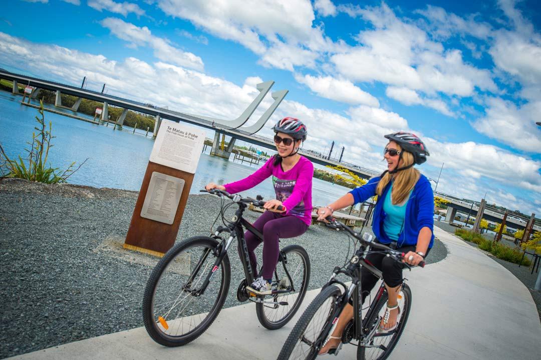 Cycle the Hatea Loop - photo Northlandnz