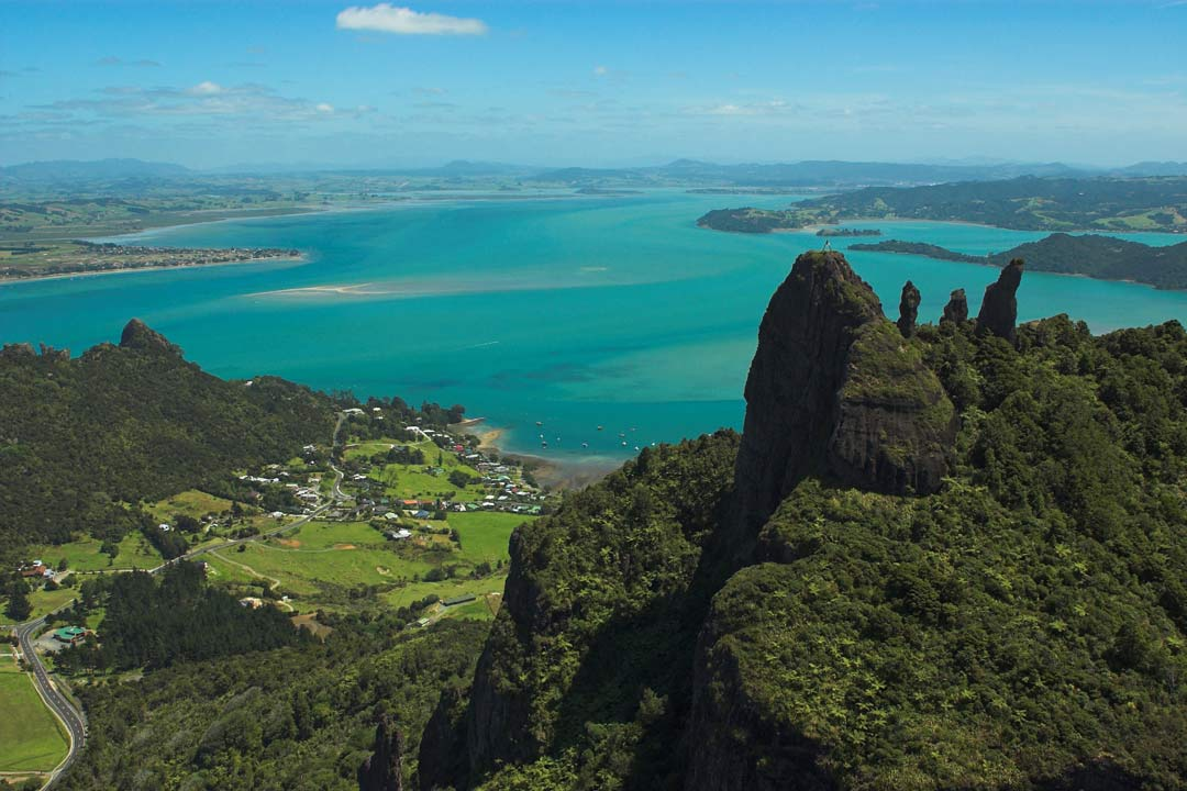 Spectacular walks including Mt Manaia - photo Northlandnz
