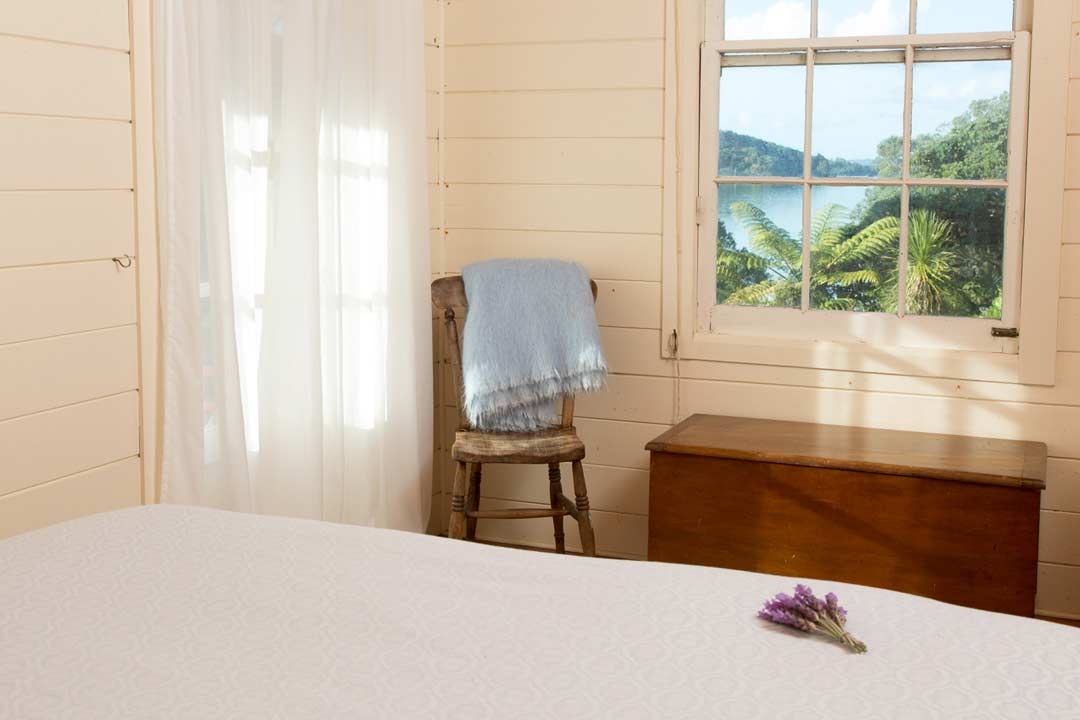 Parua Bay Cottage Bedroom